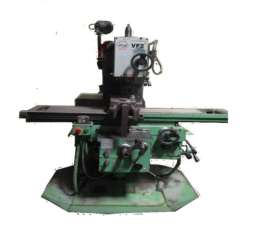 Tushar Industries | Machines